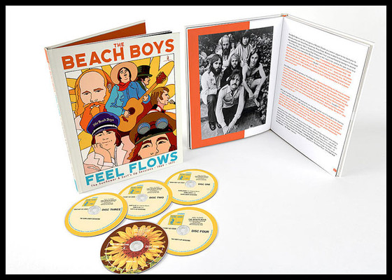 Beach Boys Share Two Unreleased  Cuts from Their Upcoming Box Set.