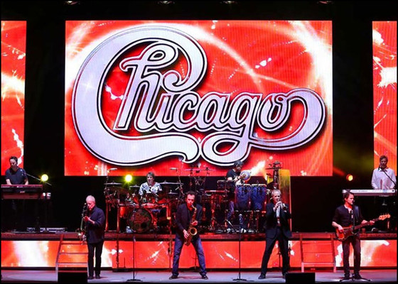 Chicago Eight Show Las Vegas Residency