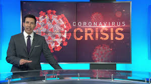 Coronavirus Affecting News and Entertainment Media