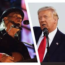 Neil Young is Not Pleased With Donald Trump Using His Music at His Rally