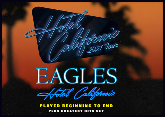 Eagles Concert for Fully Vaccinated.