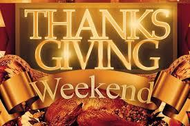 Special Edgewater Gold Radio Thanksgiving Weekend Schedule