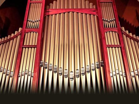 Оркестр «Северная Венеция» приглашает на концерт - орган в сопровождении оркестра