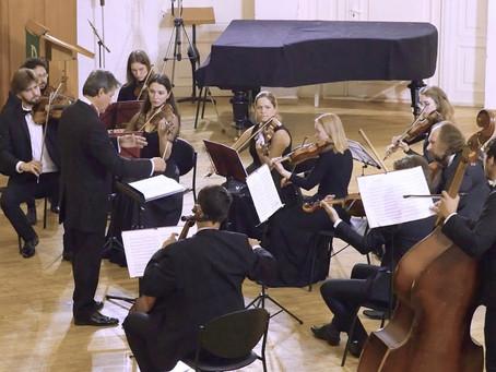 И.Штраус в исполнении оркестра «Северная Венеция»