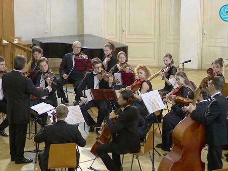 «Вальс цветов» П.И.Чайковского в исполнении оркестра «Северная Венеция»