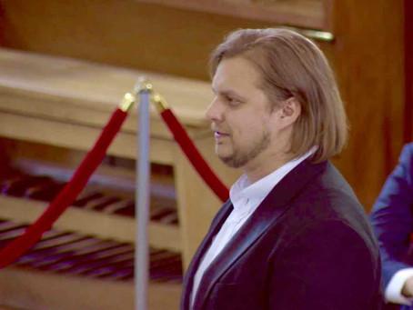 """Оркестр """"Северная Венеция"""" выступил с концертной программой, посвященной дорогим женщинам"""