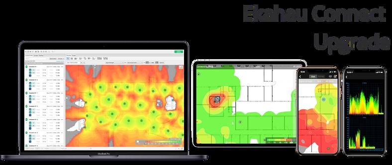 Ekahau Connect Upgrade