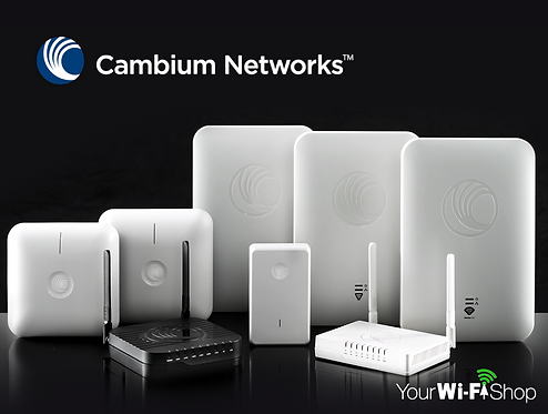Cambium Networks - cnPilot Access Points