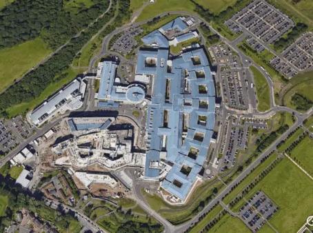 Ekahau Case Study: NHS Lothian