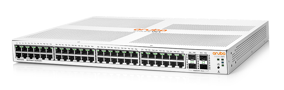 Aruba 1930 48G 4SFP/SFP+ Switch