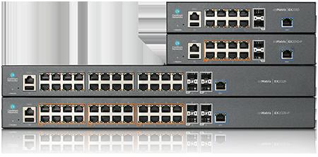 Cambium Networks - cnMatrix Switches