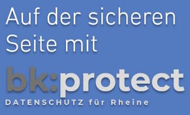 Datenschutz für Unternehemen in Rheine