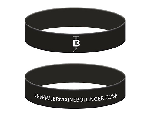 Jermaine Bollinger Wristbands