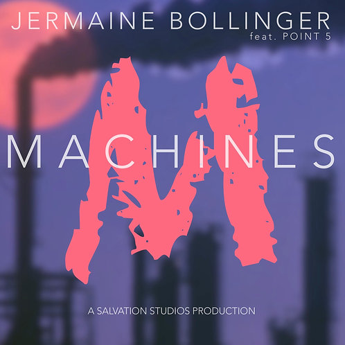 Machines (feat. Point 5) - Single