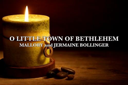 O Little Town of Bethlehem - Official Lyric Video
