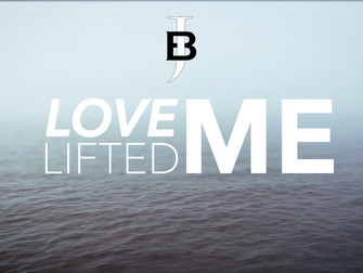Love Lifted Me (Devotional)