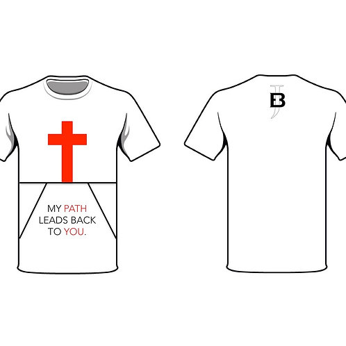 Back To You T-Shirt (White)