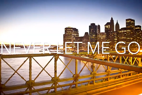 Never Let Me Go - Lyric Video