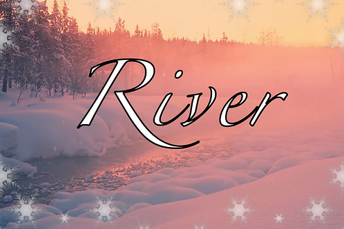 River  (feat. Mallory Bollinger) - Lyric Video