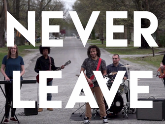 Never Leave (Devotional)