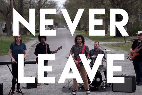 Never Leave - Official Music Video