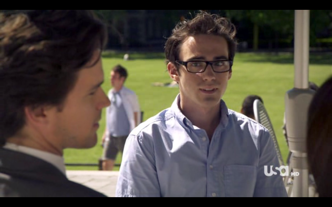 as Manny Veselic in White Collar