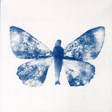 M.me Butterfly #1, 2017