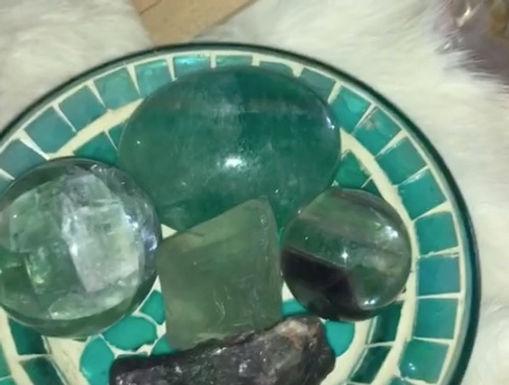 Pisces Crystals