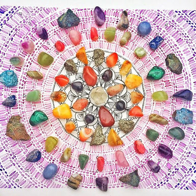 Crystal Healing Fundamentals Part 1 Workshop