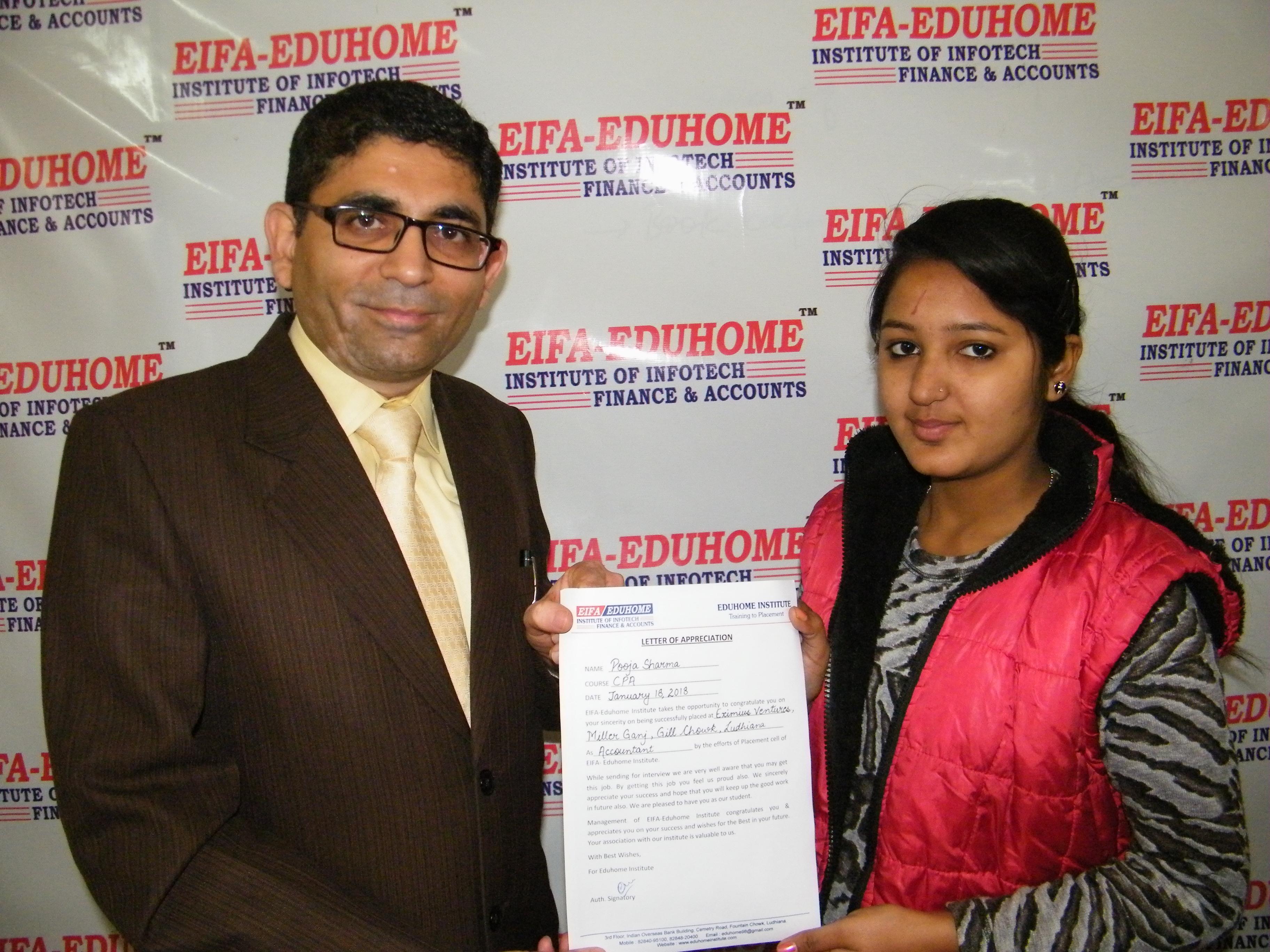 Pooja Sharma (Eximius Ventures)
