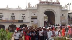 Trip to Nadasahib Gurudwara