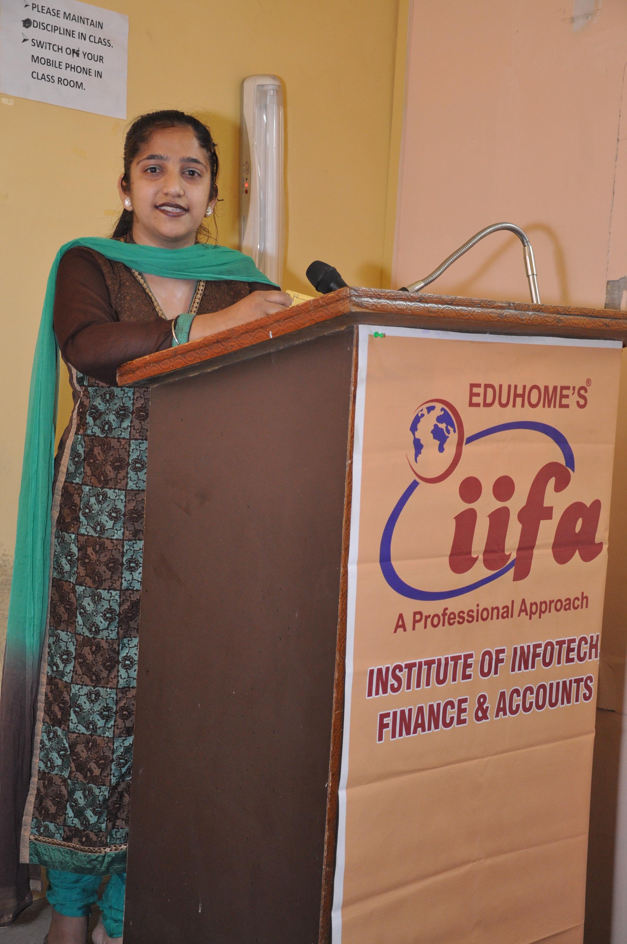 Prof.Reeti from D.D
