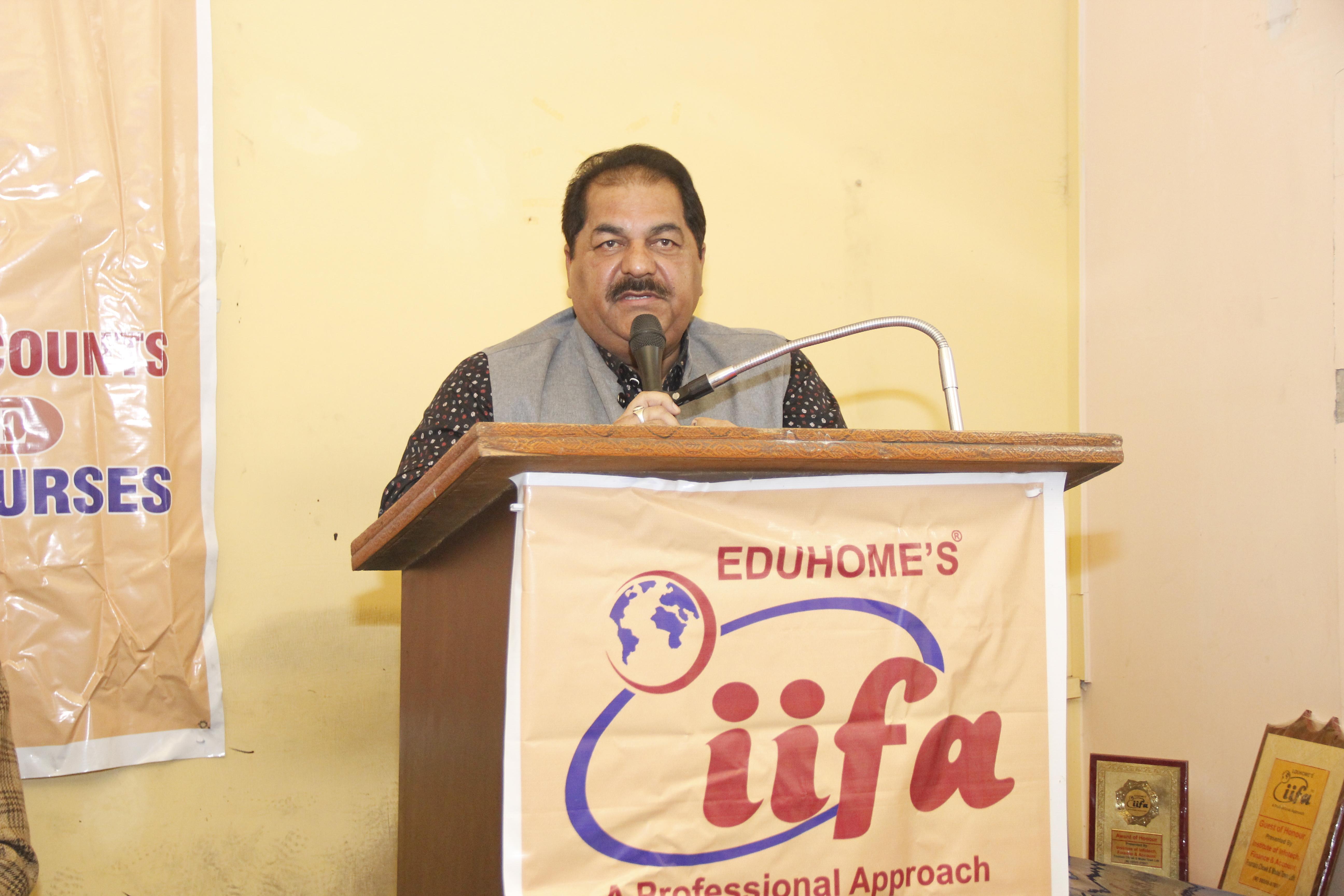 President of Ludhiana Dyeing Association