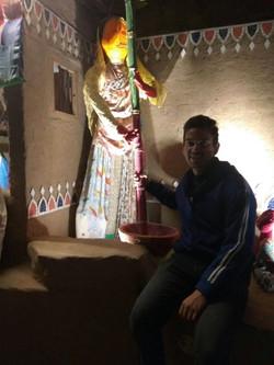 Trip to Rock Garden, Chandigarh