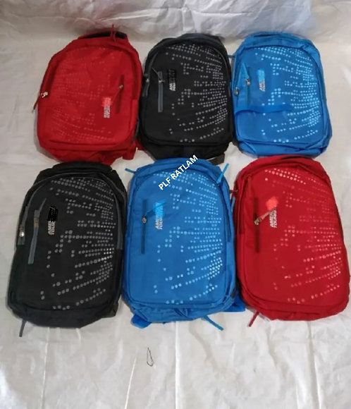 School Bag with Raincover