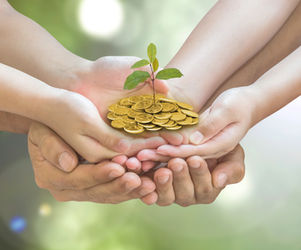 Family wealth, financial stability and m