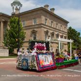 Welland Rose Fest at City Hall