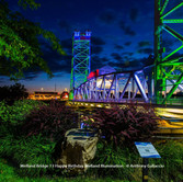 Bridge 13 at Night
