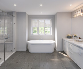 Lakeview Towns Master Bath