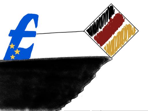 GERMANY'S EURO ADVANTAGE