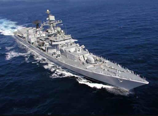 India's Burgeoning Maritime Presence