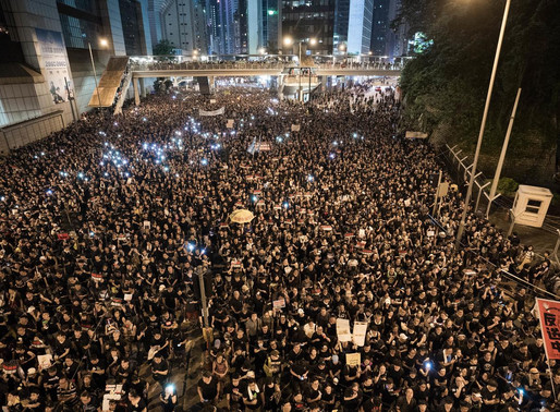 On Hong Kong, finance, and Sino-British relations