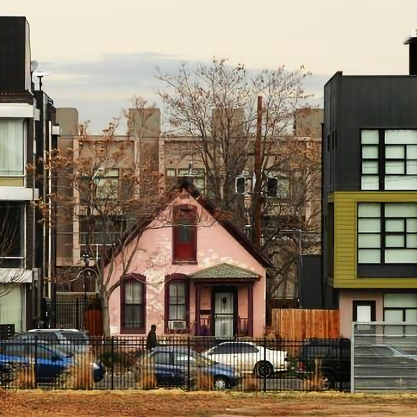 """Lecture: """"Gentrification and the Future of American Cities"""" with Dr. Eric van Holm"""