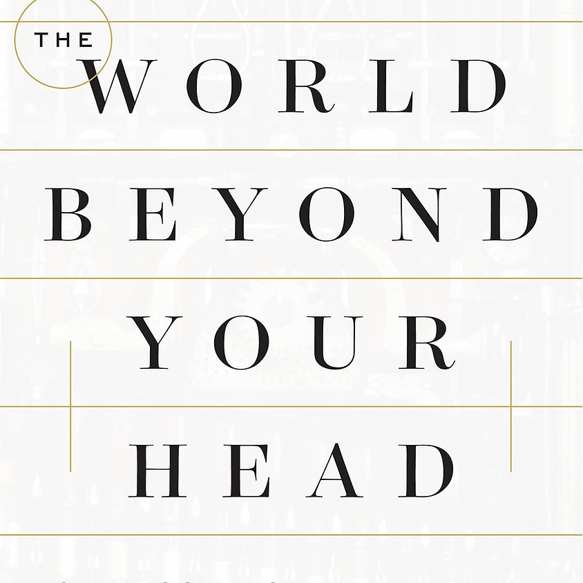 """Reading Group: """"The World Beyond Your Head"""" with Dr. Ryan Womack"""