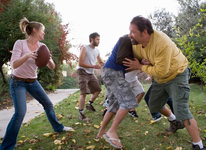 Fall Family Reunion Ideas