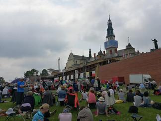 18 maja 2019 r. - Ogólnopolskie Czuwanie Odnowy w Częstochowie.