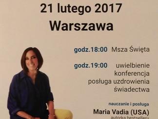 Maria Vadia u Wszystkich Świętych - 21.02.2017