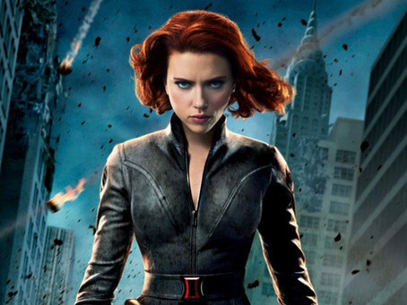 So I Just Watched Black Widow...
