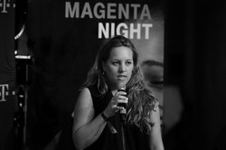 Panel at Magenta Night >>