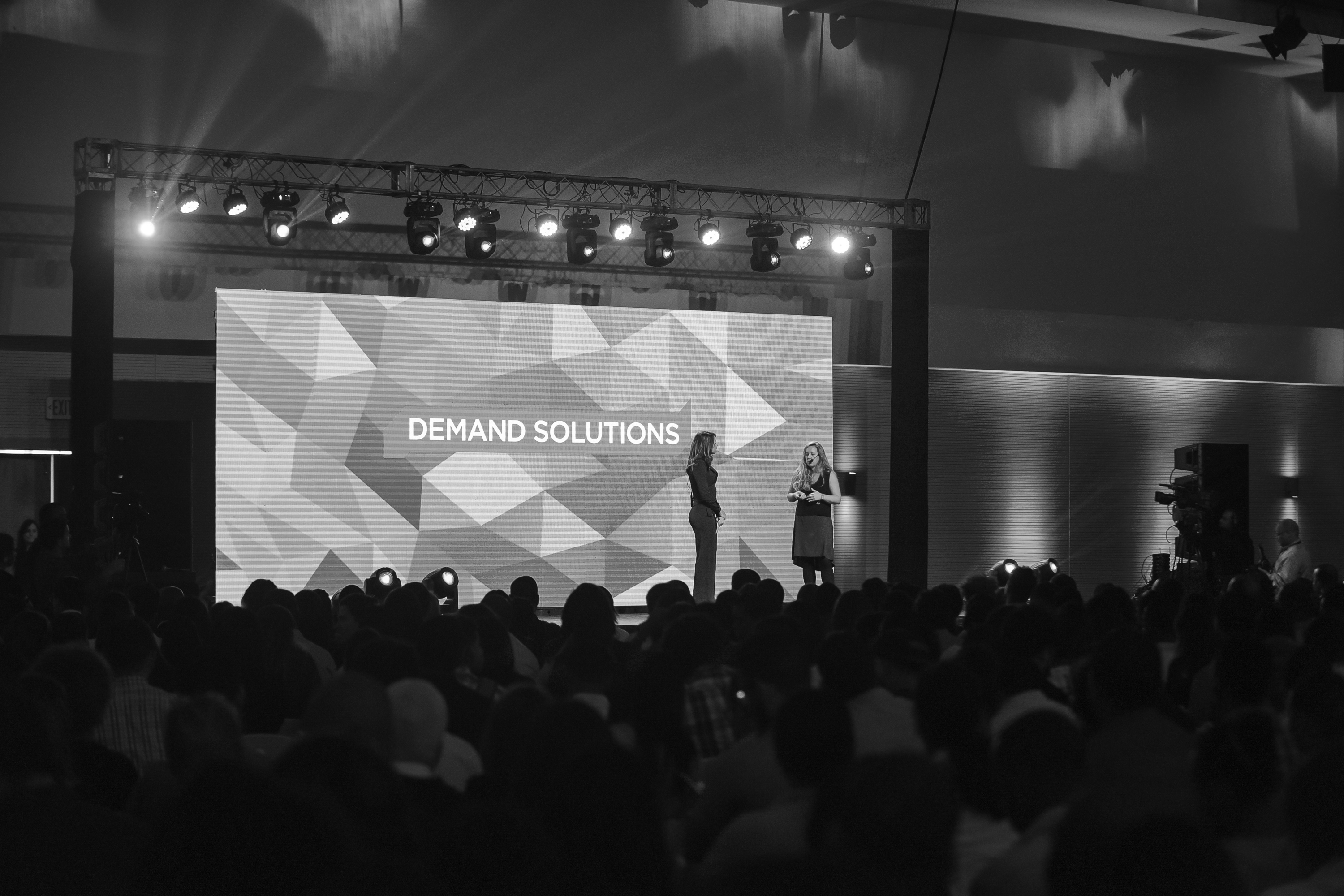 Lecture at Demand Solutions >>